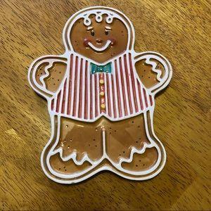 Ceramic Gingerbread Man
